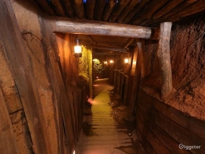 Trenches of the 1st World War  Photo 3