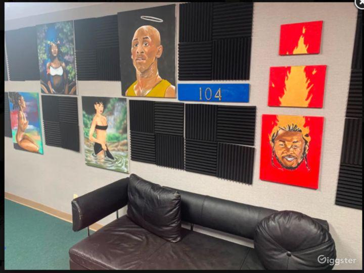 Media Studio in Spartanburg Photo 2