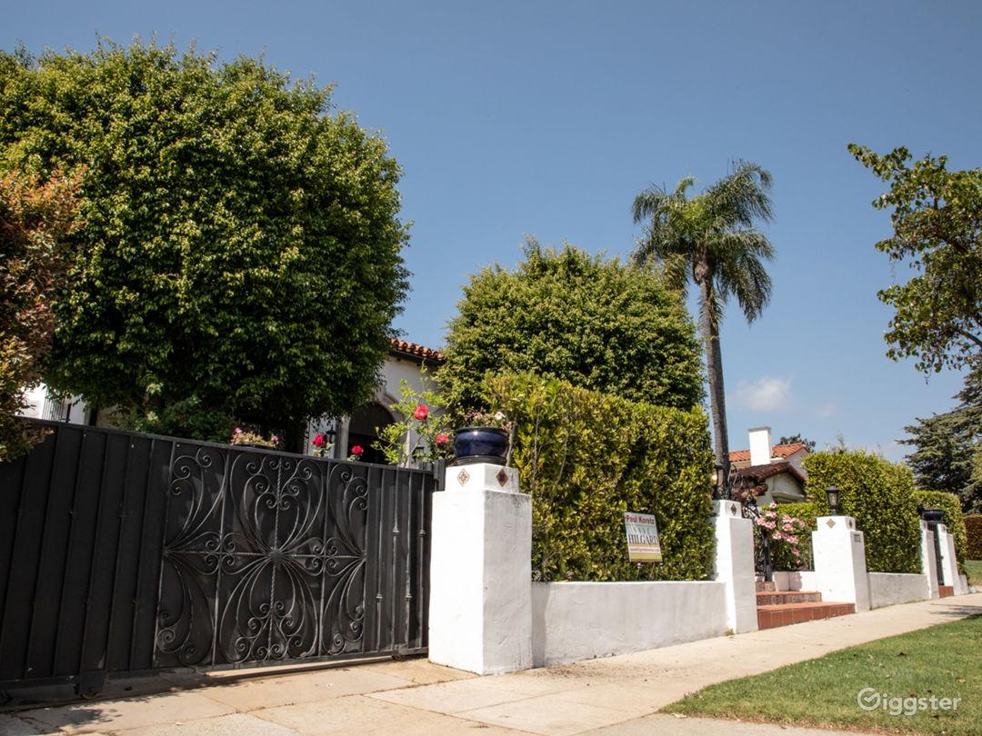 Lavish Mansion on Malcolm Ave Photo 3