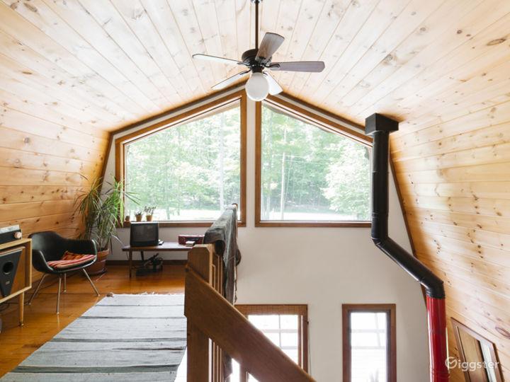 Cabin near a lake: Location 5243 Photo 4