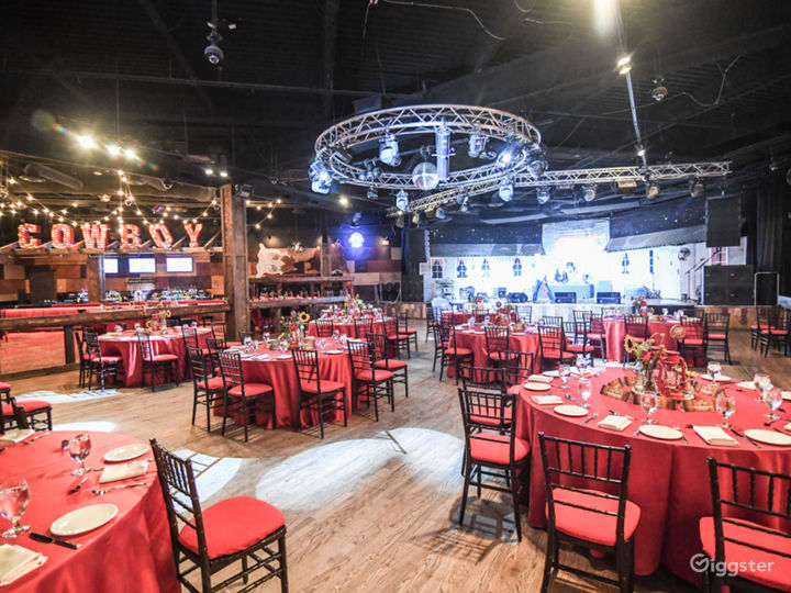 Corporate dinners and awards banquets