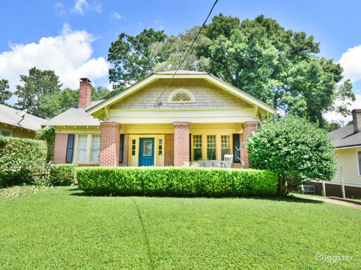 Charming Renovated 1930s Bungalow