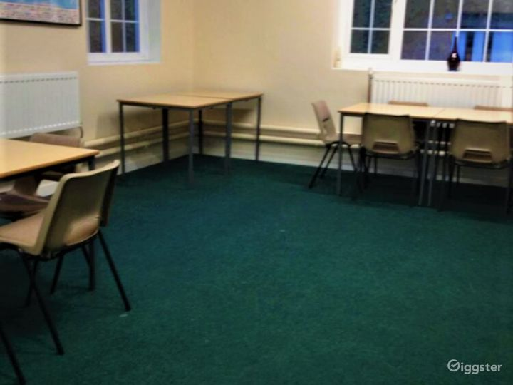 Fully Equipped Church Hall in Manchester Photo 2