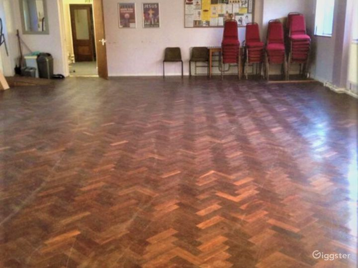 Fully Equipped Church Hall in Manchester Photo 5