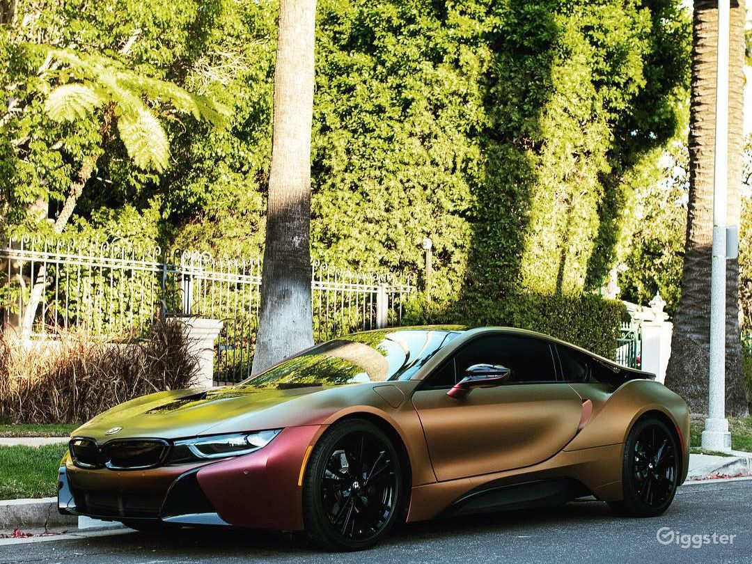 Custom BMW i8 Photo 4