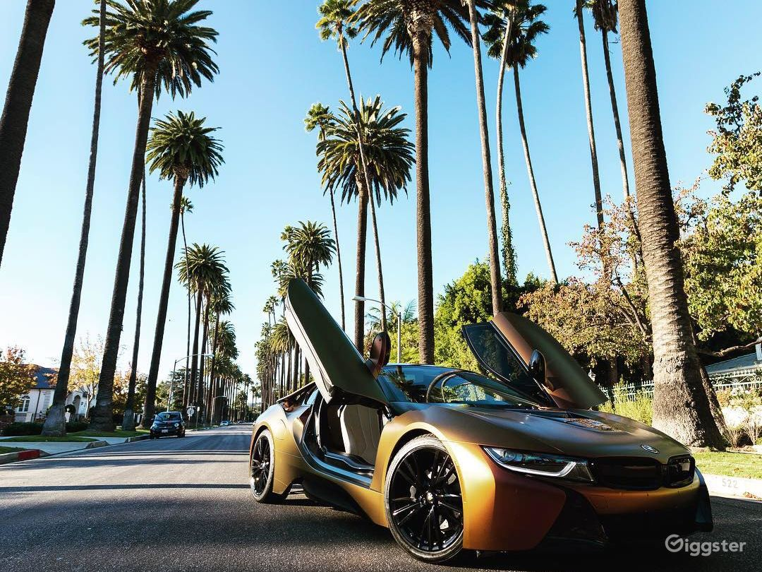 Custom BMW i8 Photo 5