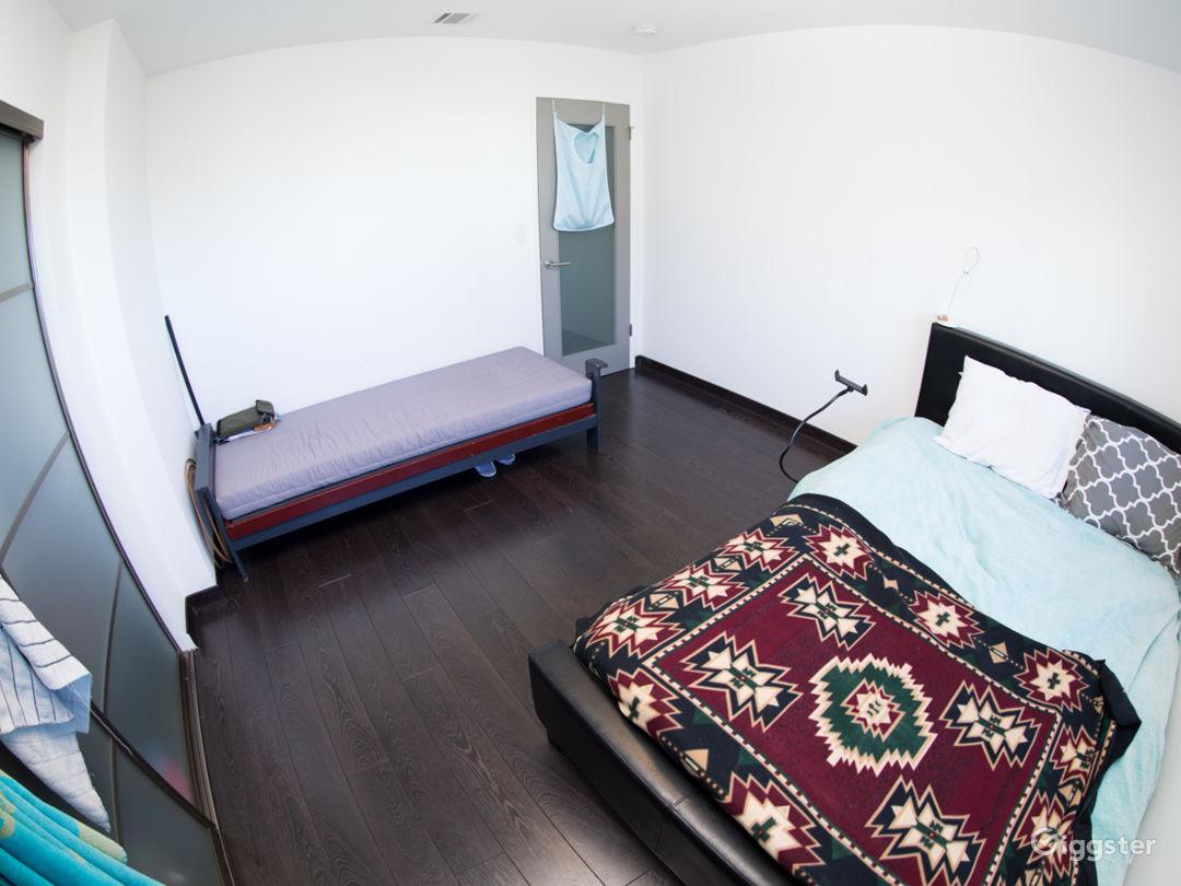 Bedroom 1, Bedrooms are on the bottom floor