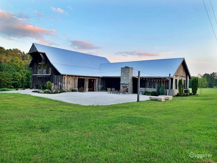 Large unique farm venue with multiple barns Photo 3