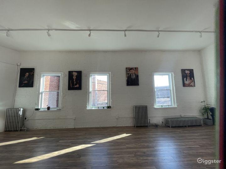 Beautiful large  loft studio in Montclair Photo 4