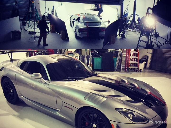Astonishing Drive in Studio in New York Photo 3