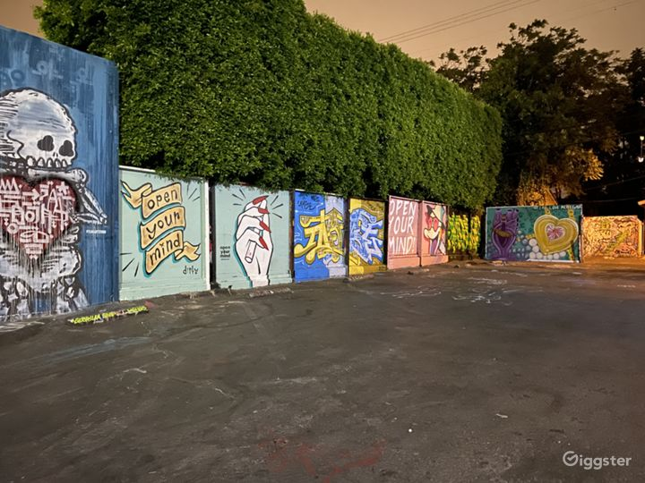 Melrose Ave Parking Lot Event Space Photo 3
