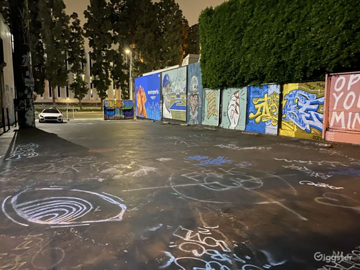 Melrose Ave Parking Lot Event Space Photo 5