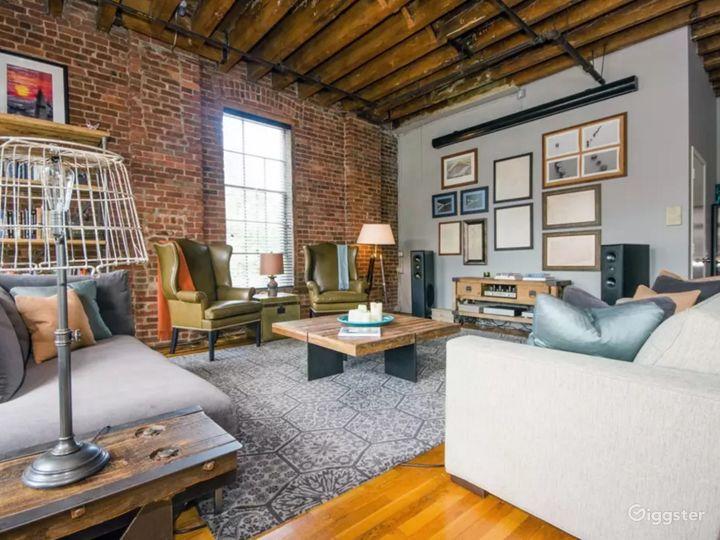 Quiet & Spacious New York Dream Loft Photo 3