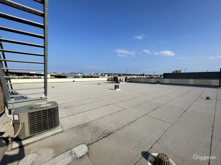 Rooftop with Manhattan and Brooklyn views  Photo 3