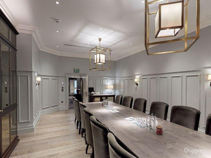 Exclusive Bell Room in Bloomsbury, London  Photo 4