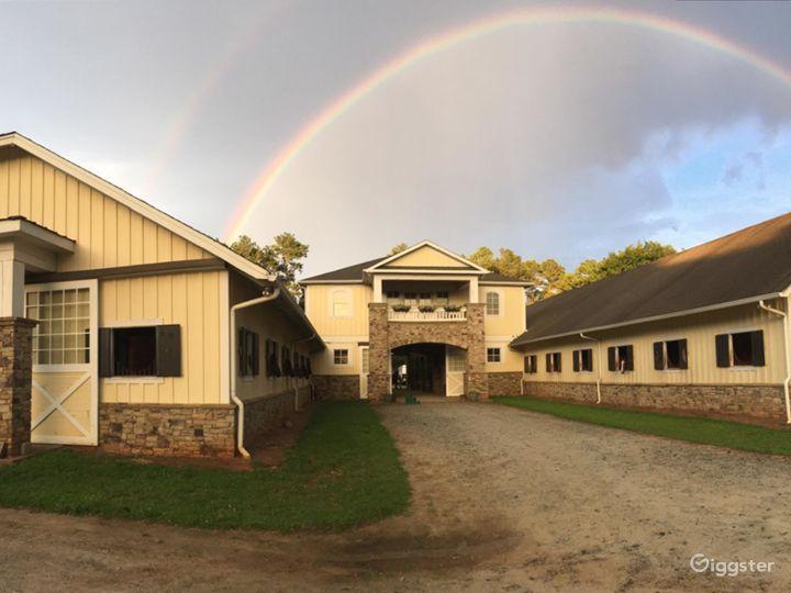 Gorgeous Horse Farm