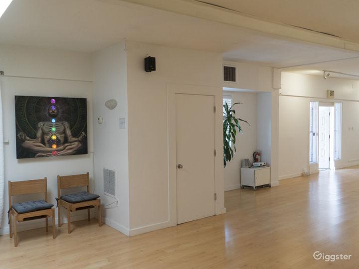 Neat and Cozy Yoga Studio Photo 5