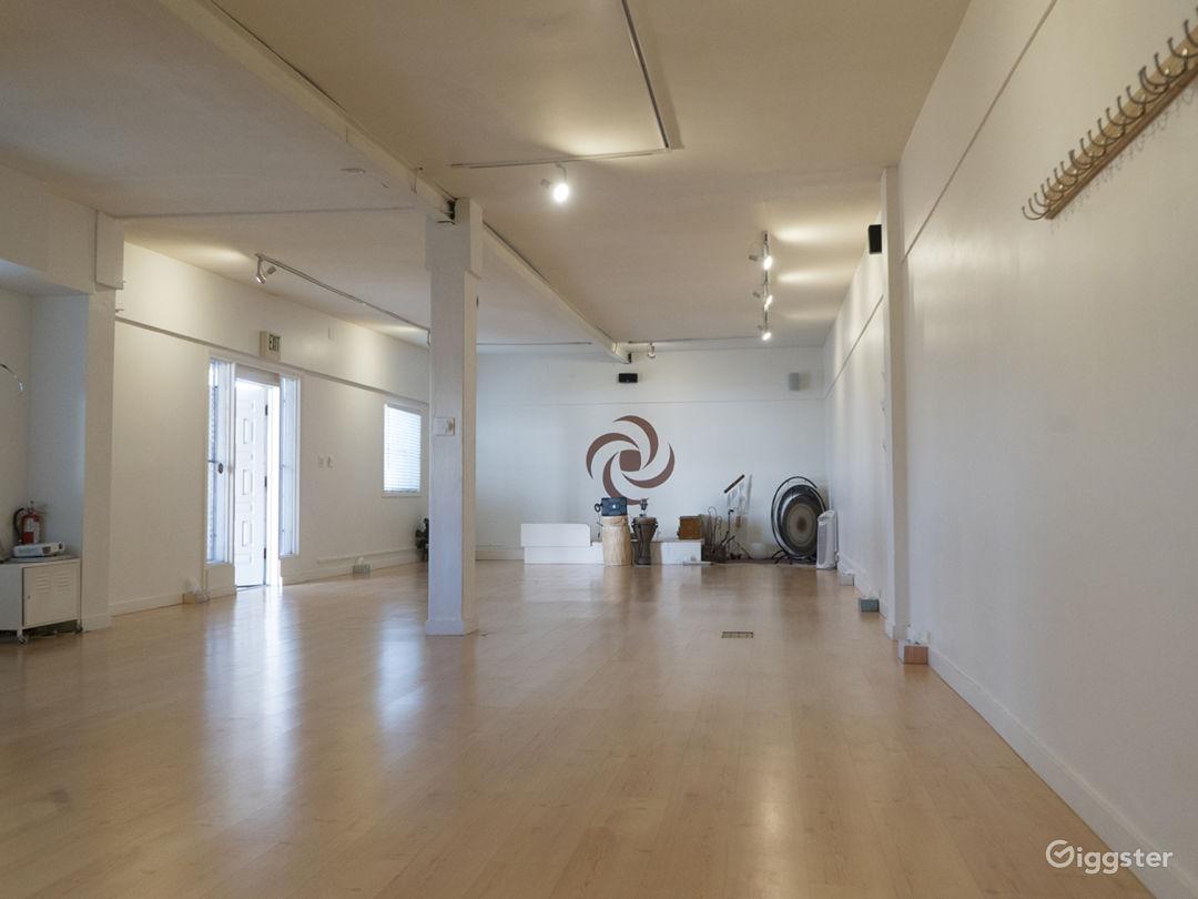 Neat and Cozy Yoga Studio Photo 1