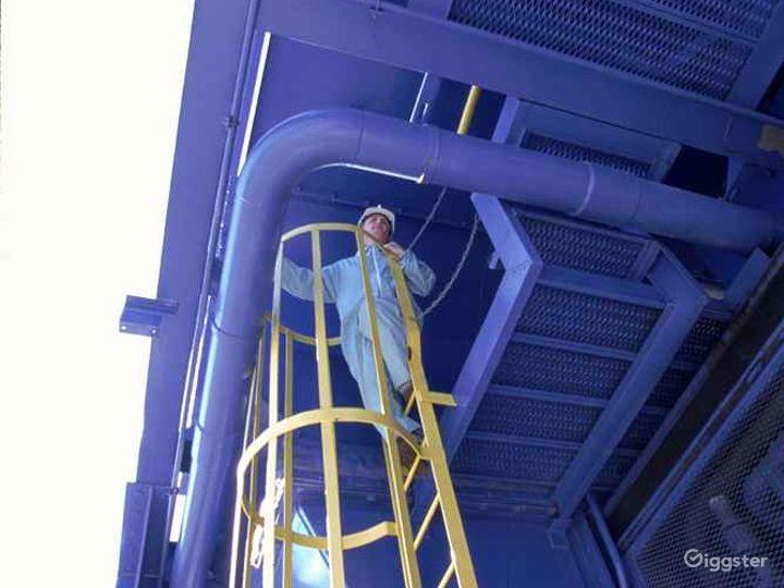 Brunswick Combustion Turbine Plant Photo 4
