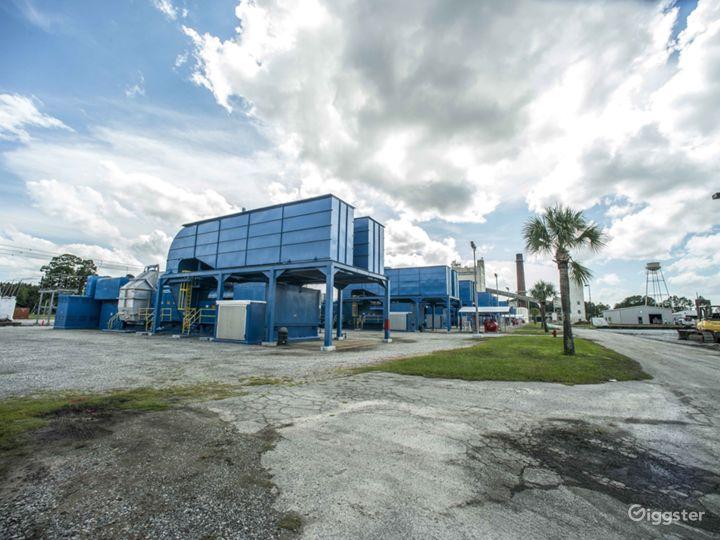 Brunswick Combustion Turbine Plant Photo 2
