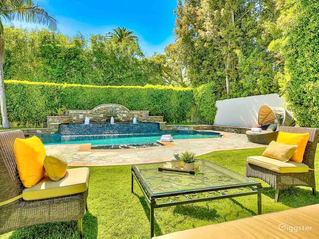 Beverly Hills luxury Mansion Photo 5