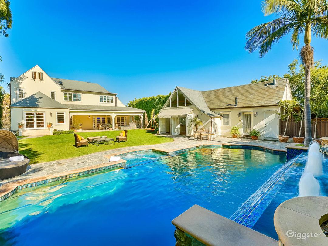 Beverly Hills luxury Mansion Photo 4