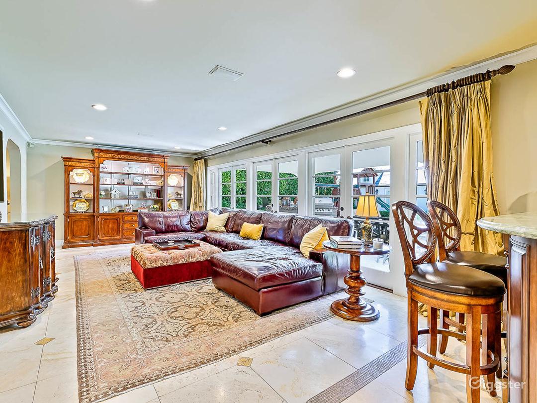 Beverly Hills luxury Mansion Photo 3