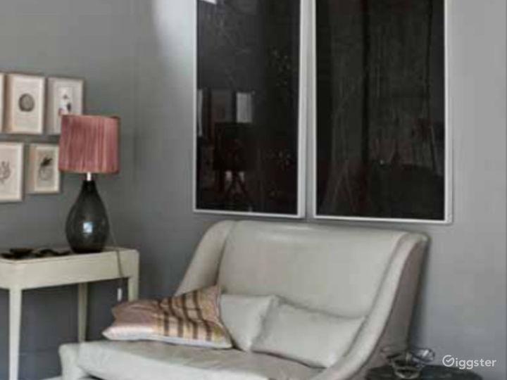 Modern NYC loft style apartment: Location 5075 Photo 3
