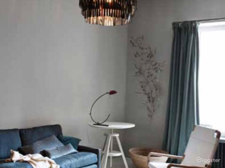 Modern NYC loft style apartment: Location 5075 Photo 2