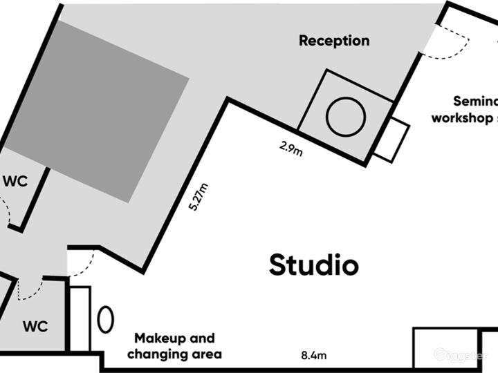 Photo studio for your ideas in London Photo 5