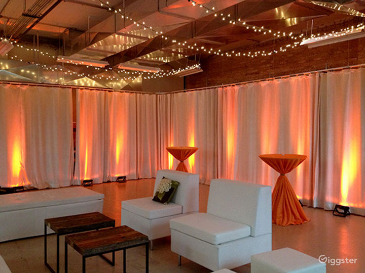 Stunning Lincoln Park Event Space Photo 5