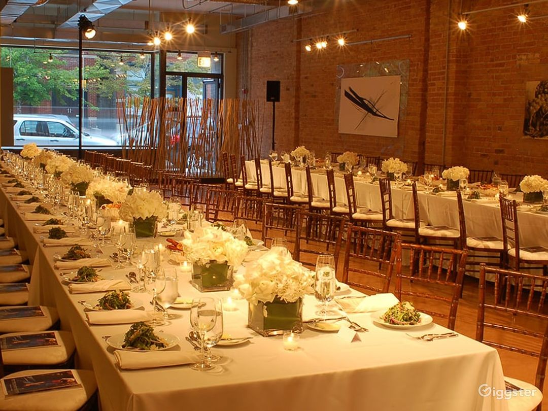 Stunning Lincoln Park Event Space Photo 1