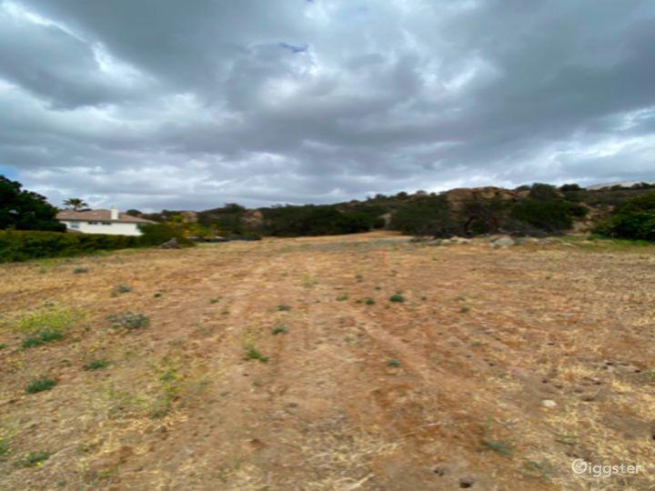 3 Acre Desert Plot Location Photo 3