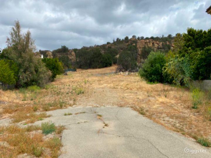 3 Acre Desert Plot Location Photo 2