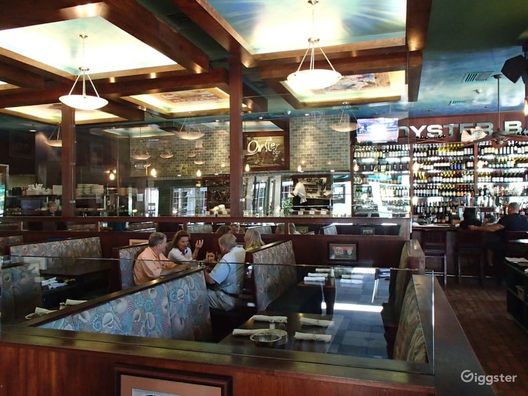 Fine Wine & Dine - Indoor Restaurant Photo 1