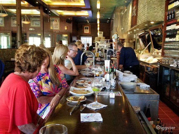Fine Wine & Dine - Indoor Restaurant Photo 5