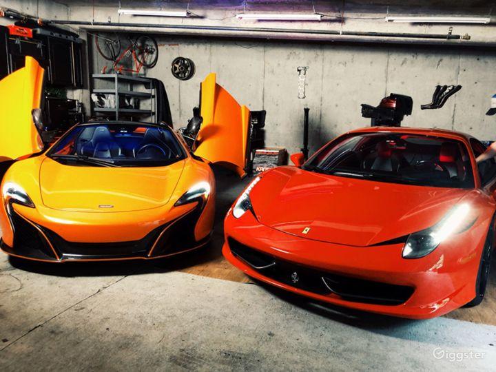 Industrial Parking Garage / Auto Shop Photo 2