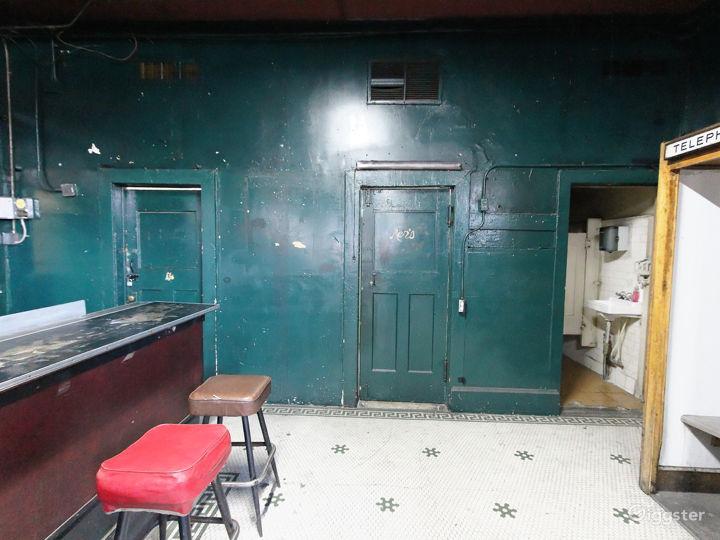 Abandoned Pool Hall and Motel Photo 5