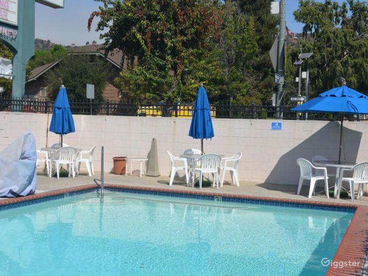 Hotel Swimming Pool  Photo 2
