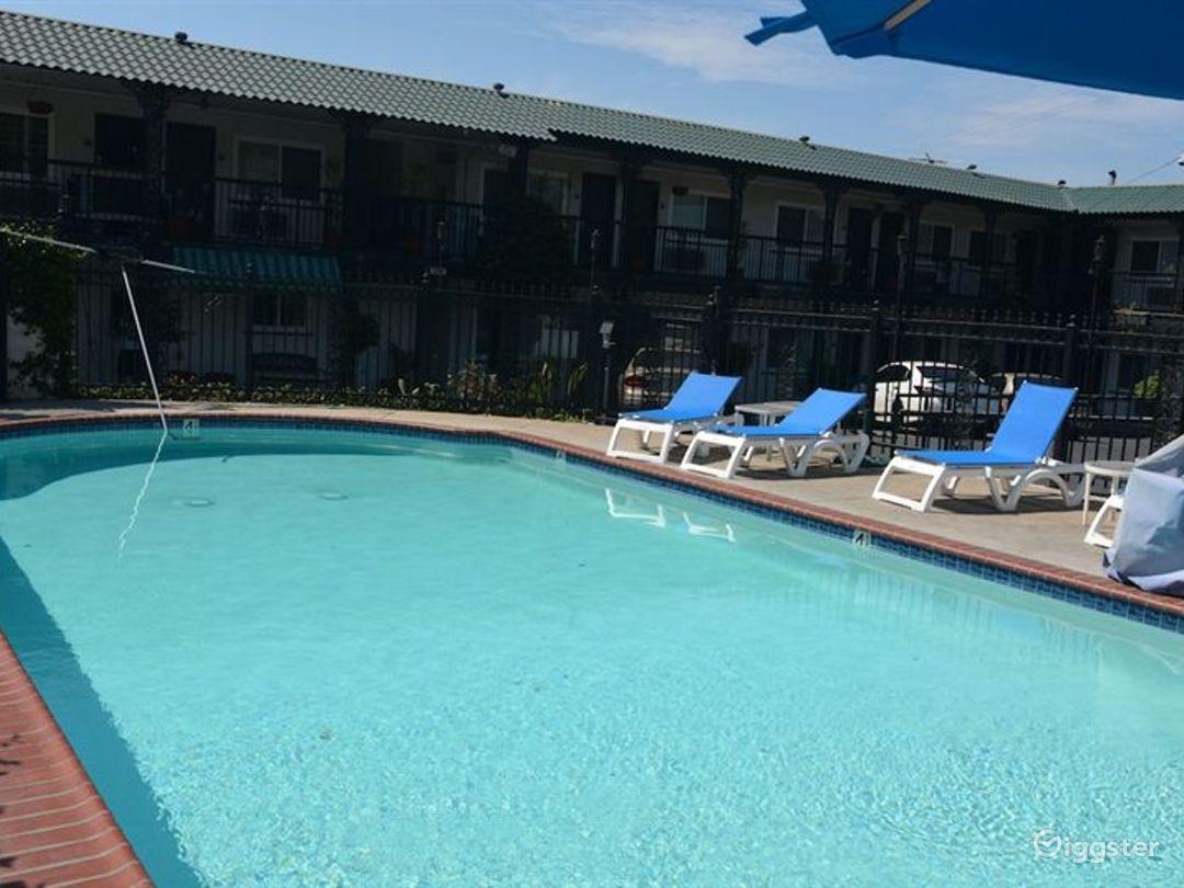Hotel Swimming Pool  Photo 1