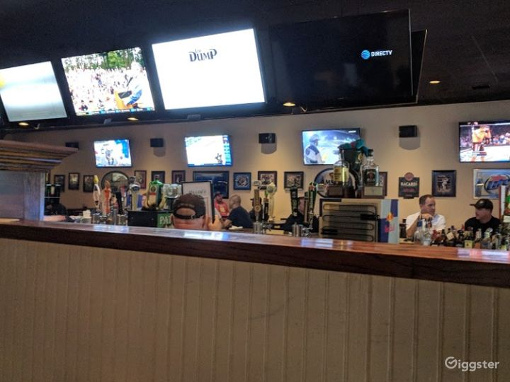 Premier Sports Bar and Grill in Roswell GA Partial BUYOUT Photo 4