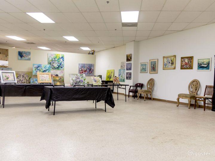 Art Studio Classroom Photo 3