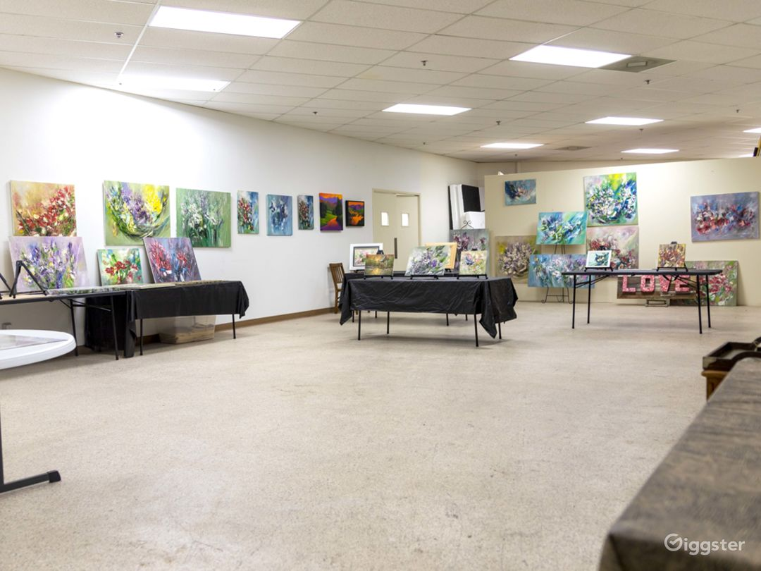 Art Studio Classroom Photo 1