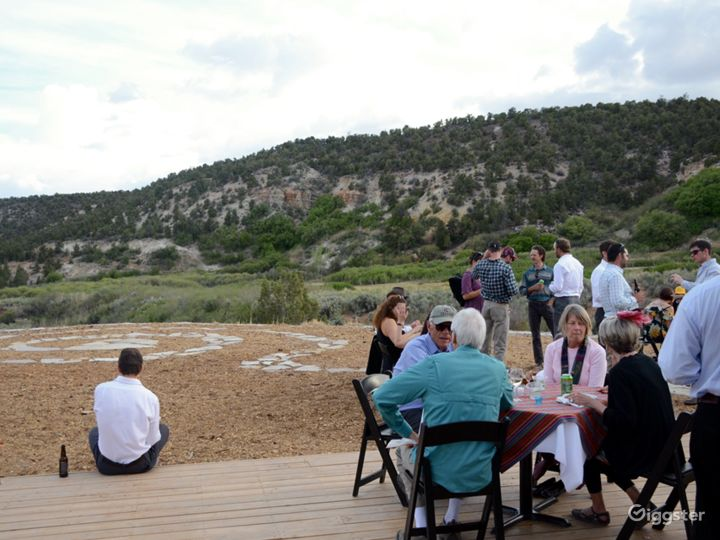 Amazing Sky Deck with Sweet Water Creek View Photo 4