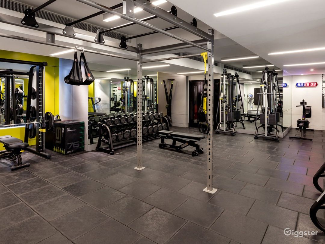 Elite Hotel Gym with state-of-the-art facilities in Mayfair, London Photo 1