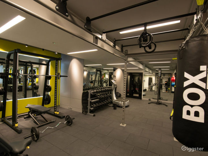 Elite Hotel Gym with state-of-the-art facilities in Mayfair, London Photo 2