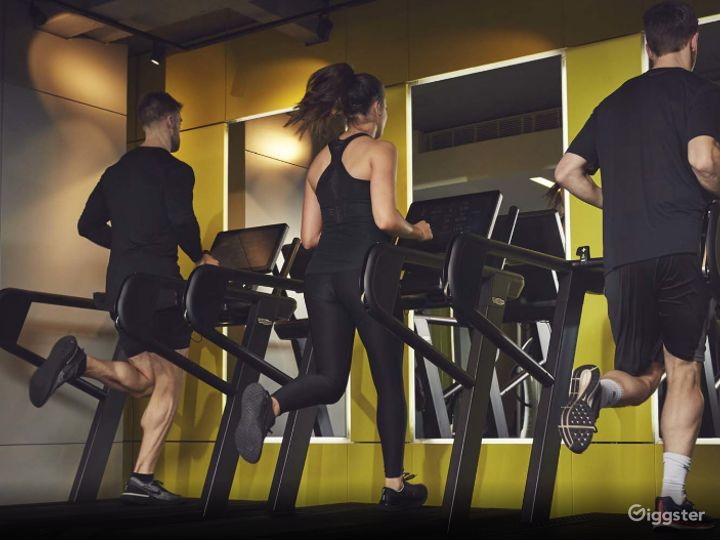 Elite Hotel Gym with state-of-the-art facilities in Mayfair, London Photo 5