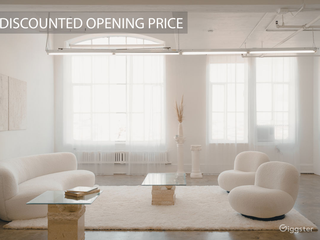 Spacious Modern DTLA Loft With Lots Of Natural Lig Photo 1