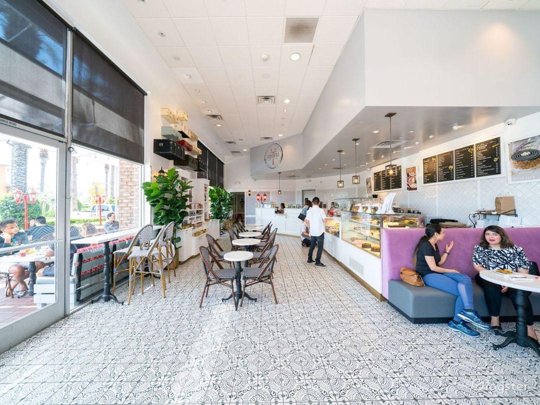 Outstanding European Café Restaurant in Tustin  Photo 1