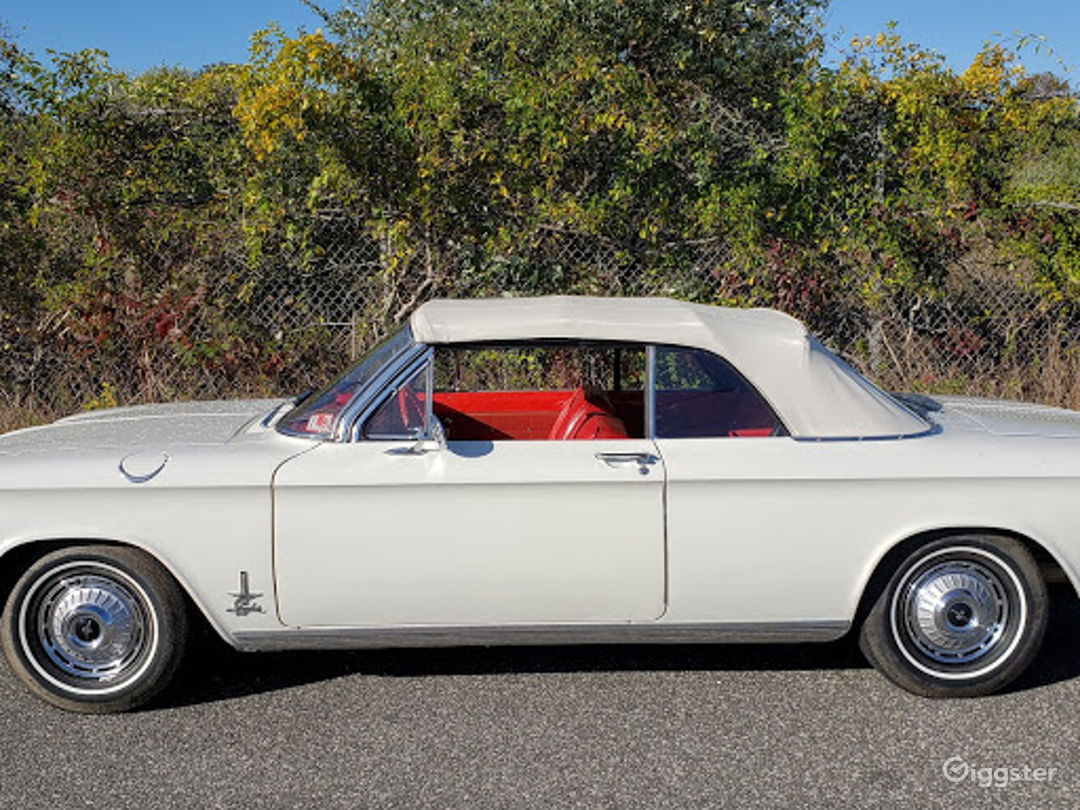 1962 Chevrolet Corvair Monza Spyder Convertible Photo 1